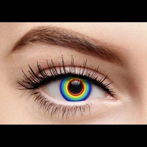 FreshTone Halloween Cosplay Cosmetic Rainbow Lens